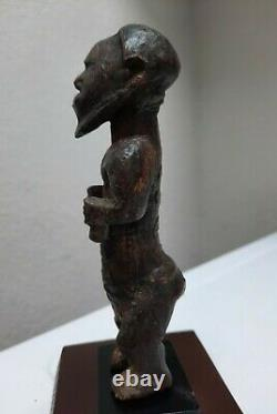 African Tribal Art, beautiful Bembe statue from Congo