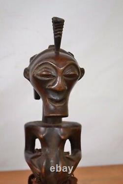African art tribal, Songye statue from Democraric Republic of Congo