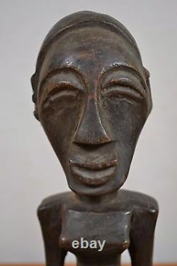 African art tribal, Songye statue from southern-DRC