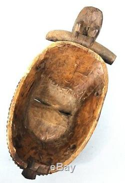 Art African tribal Arts First Antique Mask Portage Yohoure 36 CMS