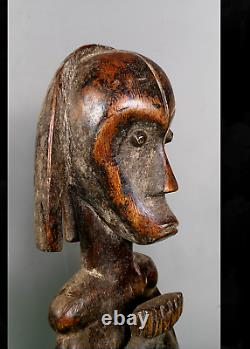 Old Tribal Fang Reliquary Figure - Cameroon BN 71