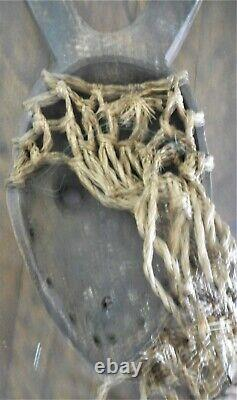 Tribal African pende mask