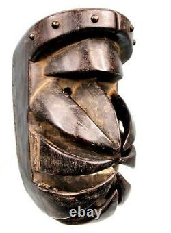 Art African Tribal Awesome Mask Spider Beast Spider Mask 30 Cms